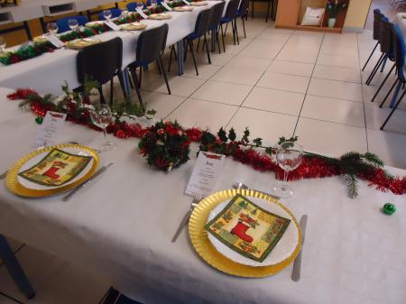 Repas de Noël 2012